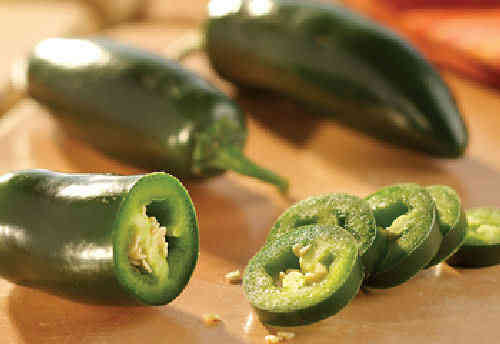 Jalapeno Hot Chili Pepper 100 Seeds