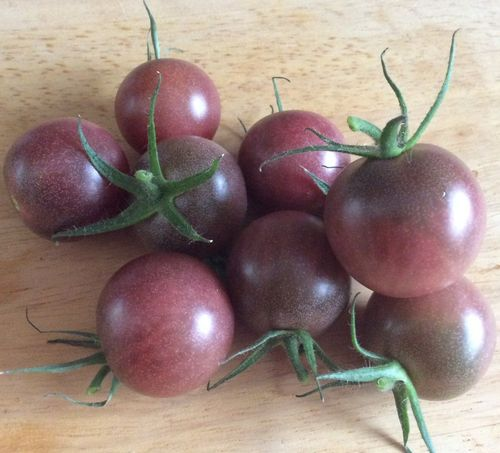 Tomato Black Cherry Organic Vegetable Seeds