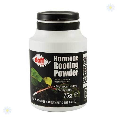 Doff Hormone Plant & Cuttings Rooting Powder 75g