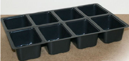 5 x Vacapot 8 Cell Plug Plant Insert Seed Trays
